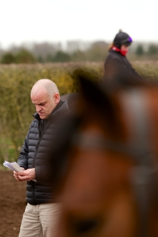 Trainer Magazine - Brian Meehan, Manton